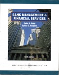Bank Management & Financial Services ; Ninth Edition